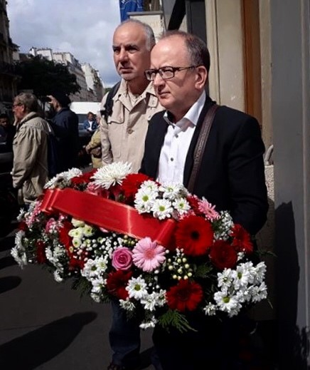 photo hommage michel francis